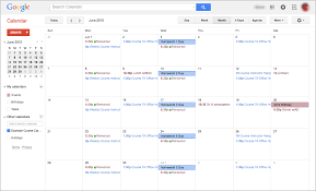 How To Make A Spreadsheet On Google 18 Using Google Files And Calendars In An Edx Course U2014 Edx