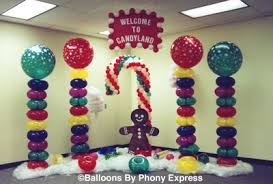 candyland theme decorations