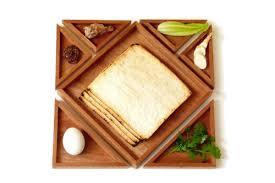 modern seder plate covet modern seder plate for passover stylecarrot
