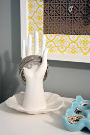 urban hand ring holder images Iheart organizing a simple diy jewelry display jpg