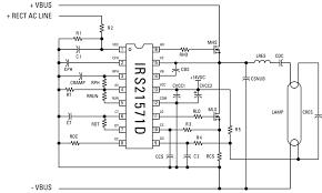 hobby electronics circuits electronic ballasts electronic choke