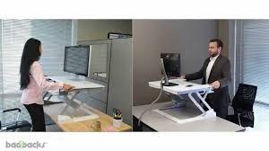 Ergotron Sit Stand Desk Ergotron Workfit T Sit Stand Desktop Workstation