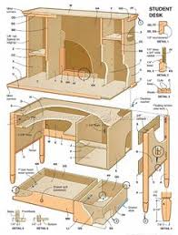 632 kitchen cabinets plans furniture plans and projects мебель