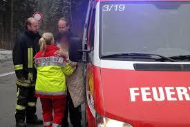 Feuerwehr Bad Hersfeld Busunfall Der A 4 Kirchheimer Dreieck U2013 Bad Hersfeld