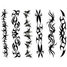 tribal armband tattoos skull on best of free