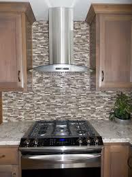 Backsplash Tile Grout Colors Backsplash Stone Treasure Pecan Linear Glass And Stone Mosaic