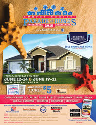 Oak Express Corpus Christi by 2015 Bacc Parade Of Homes By Rgv New Homes Guide Issuu