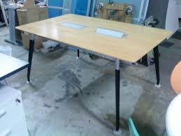 Office Meeting Table Singapore Singapore Used Office Furniture Center The Office Saver Used