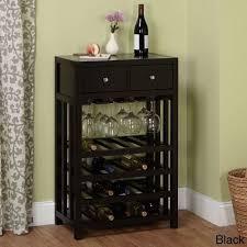 simple rustic wood 20 bottle red wine storage cabinet floor rack