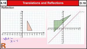 6 18 translation and reflection basic maths core skills level 6