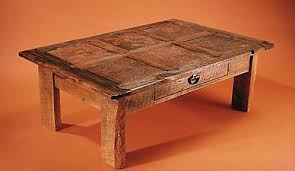 Unique Rustic Coffee Tables Rustic Coffee Tables In Barnwood And Tile Custom By