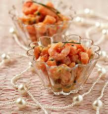 cuisine crevette saumon mariné et crevettes sauce les meilleures recettes