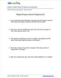 grade 2 word problems worksheet math ideas pinterest word