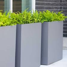 planters inspiring tall planters outdoor planters large diy tall