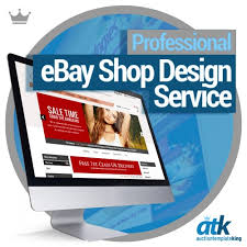 silver matching services ebay store and listing template design