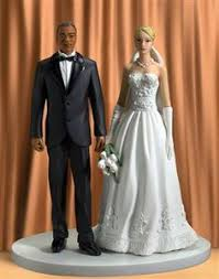biracial wedding cake toppers mixed wedding cake toppers food photos