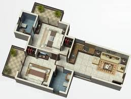 800 sq ft 2 bhk 2t apartment for sale in gls arawali homes sector