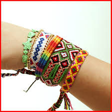 bracelet free friendship images 5pcs set free shipping gpc hippie rainbow friendship bracelet jpg