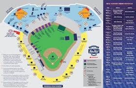 Arizona Stadium Map by Dodgers Fanfest Map Schedule Details Inside The Dodgers