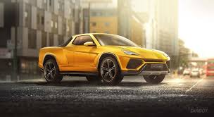 truck lamborghini we can u0027t stop staring at these supremely bizarre supercar pickup