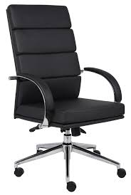 High Back Chair by Aaria Executive Chairs B9401 High Back Chair