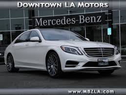 mercedes s class 2015 sedan used 2015 mercedes s class for sale los angeles ca