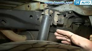 Ford F 150 Truck Body Parts - how to install replace rear shocks 2004 08 ford f150 youtube