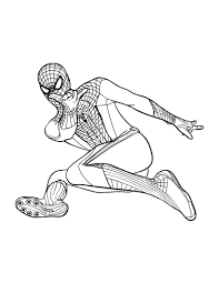 green goblin coloring free printable spiderman coloring pages