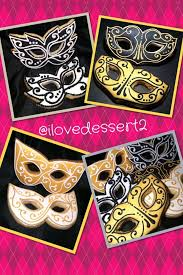 masquerade cookies 61 best mask cookies images on decorated cookies
