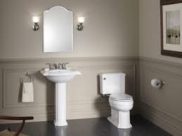 bathroom kohler bathroom faucets brushed nickel kohler