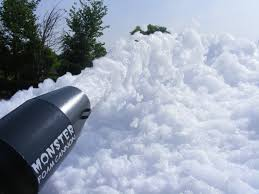 foam cannon foam party cannon hire foam machine hire stage effects