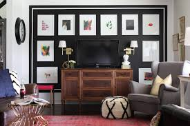 How To Make A Gallery Wall by Top Paint Tricks To Make Your Home Look Less Cluttered Reliable