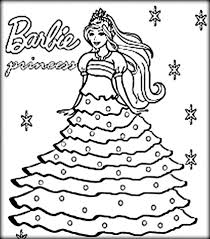 get this free printable barbie coloring pages for kids 5gzkd