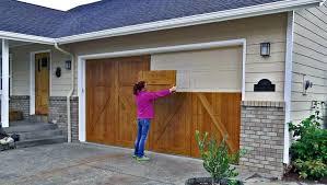 Wood Overhead Doors Wooden Garage Doors 5 6 7 8 Bi Fold Wooden Garage Doors Uk Jvids