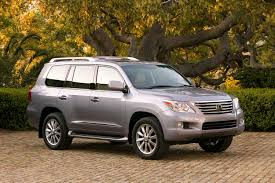 lexus lx new 2010 lexus lx 570 packs new features and vision