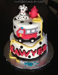 firetruck cakes custom cakes by julie truck cake
