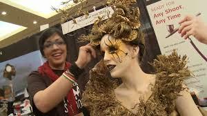 makeup design school vfs makeup design makeup demo vancouver school