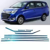 Toyota Calya Karpet Lumpur Mud Guard Aksesoris Jsl emblem depan toyota calya membeli jualan cover dengan harga