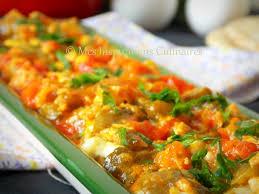 cuisine algerienne recette ramadan chakchouka aux poivrons et oeufs le cuisine de samar