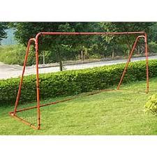 Soccer Net For Backyard by Tnt 12x6 Feet Backyard Steel Soccer Goal With Net Free Shipping