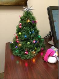 tree mini tree with lights mini