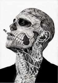 skull face skulls and ink on pinterest warrior pinterest