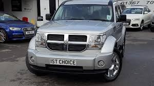 used 2008 dodge nitro se crd very low mileage with fantastic level