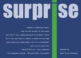 surprise birthday party invite wording vertabox com