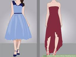 how to dress as a winter wedding guest 12 steps with pictures