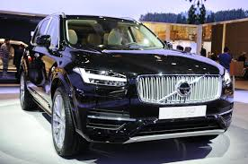volvo electric car volvo xc90 t8 gets epa rated electric range of up to 14