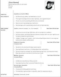 sample resume format download in ms word free word resume