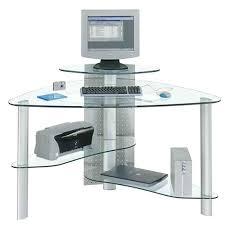 techni mobili black glass corner desk l shaped glass computer desk black l shaped glass computer desk 0 z