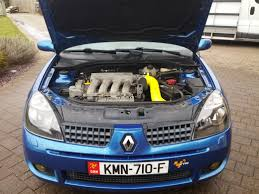 renault clio v6 rally car gopro users put your external mic in the engine bay for intake