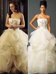 blair wedding dress gossip fashion blair s vera wang wedding gown fitting and